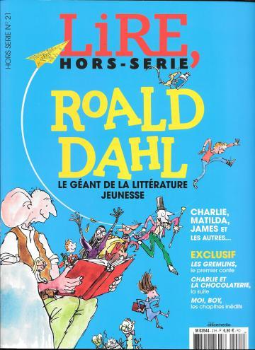 Spécial Lire Roald Dahl